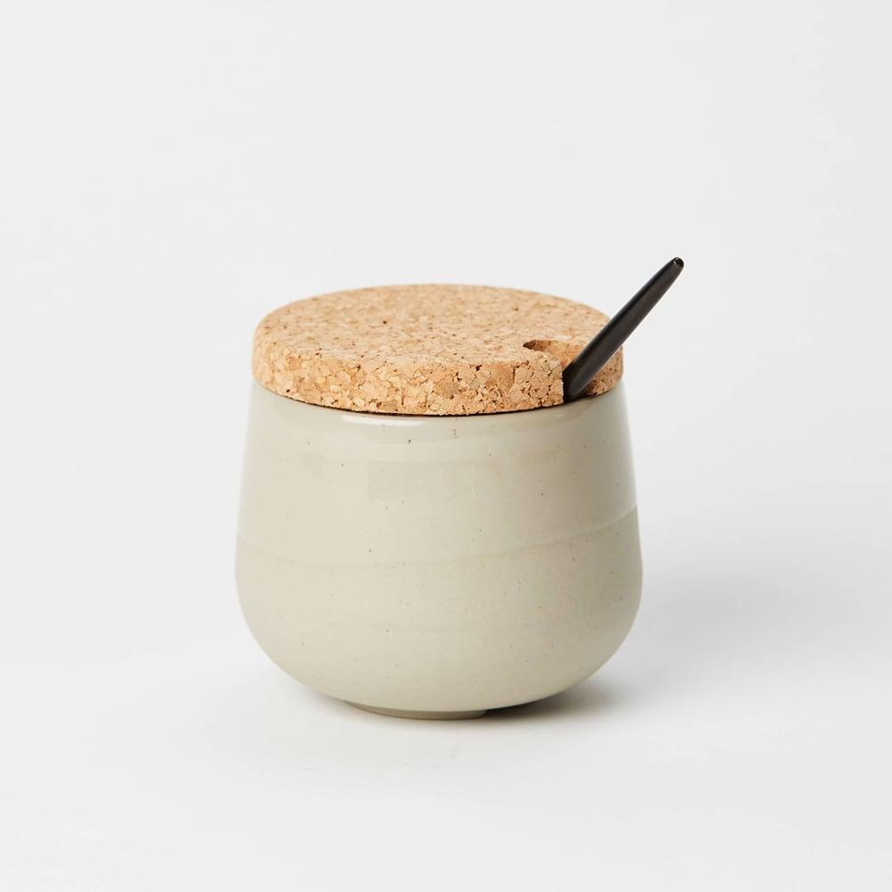 Image of Sugarmona - sugar bowl lid