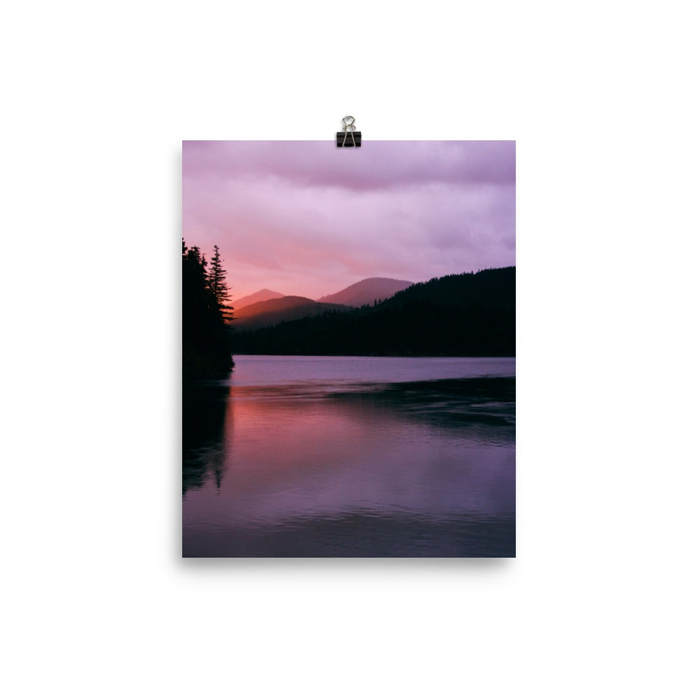 Image of LAKE EASTON SUNRISE
