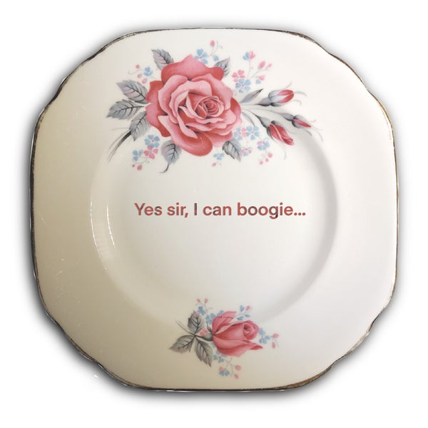 Image of Yes Sir, I can boogie (Ref. 41)