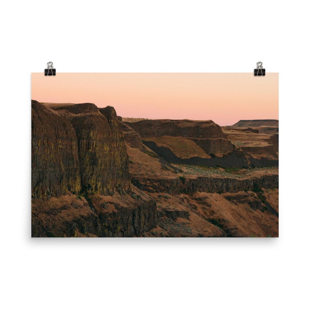 Image of PALOUSE TERRAIN I