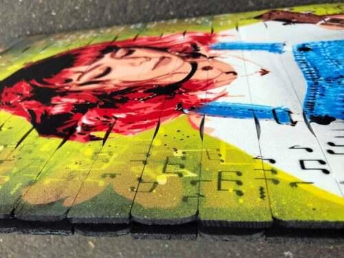 "Image of ""Eternal Melody"" - Original Painting"