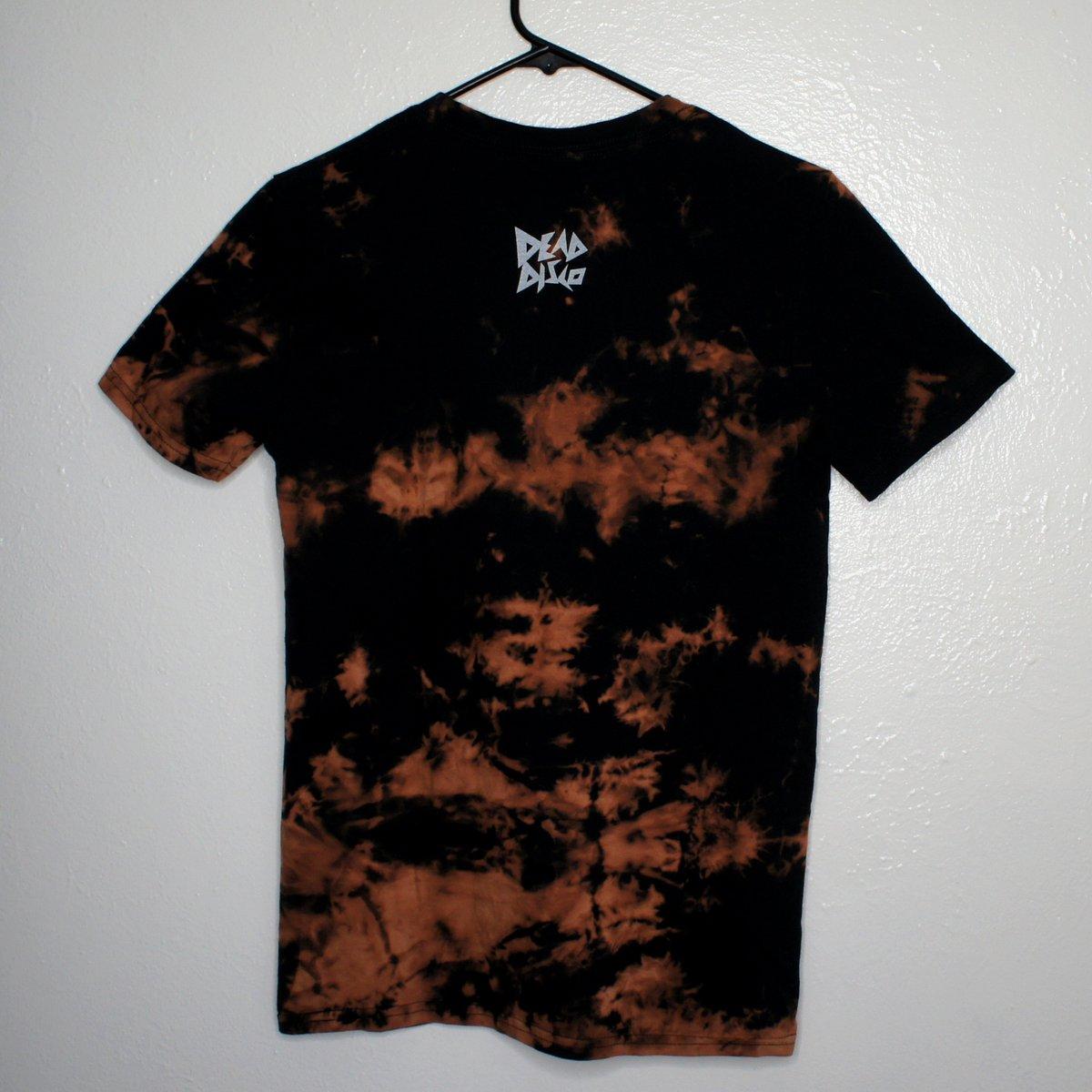 Grunge Hail Santa T-shirt