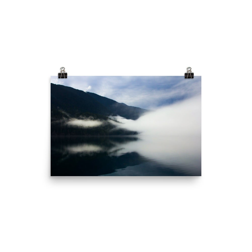 Image of LAKE CRESCENT DREAMSCAPE