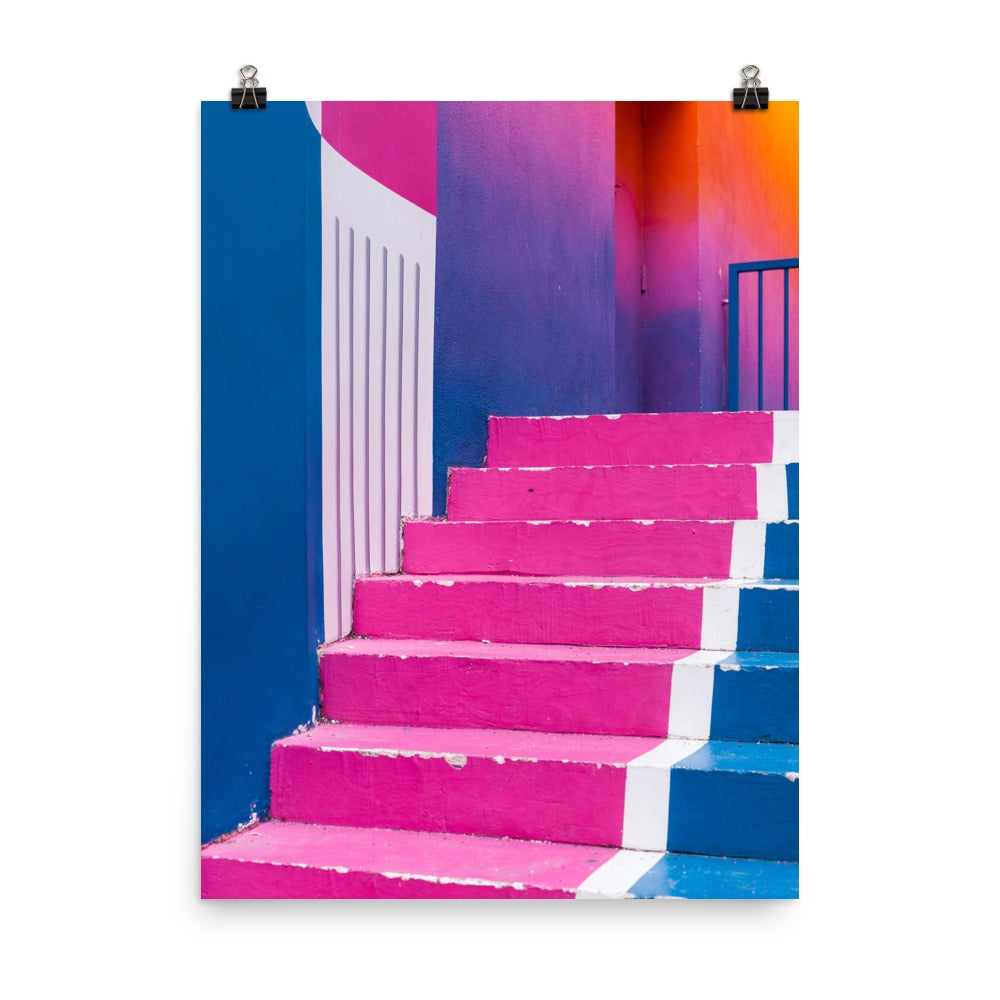 Image of PIGALLE TECHNICOLOR STEPS
