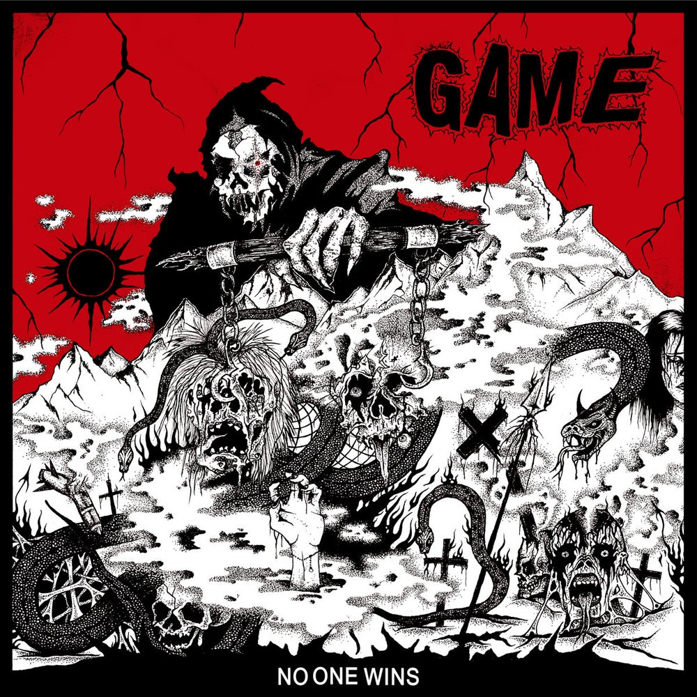 Game - No One Wins 12""