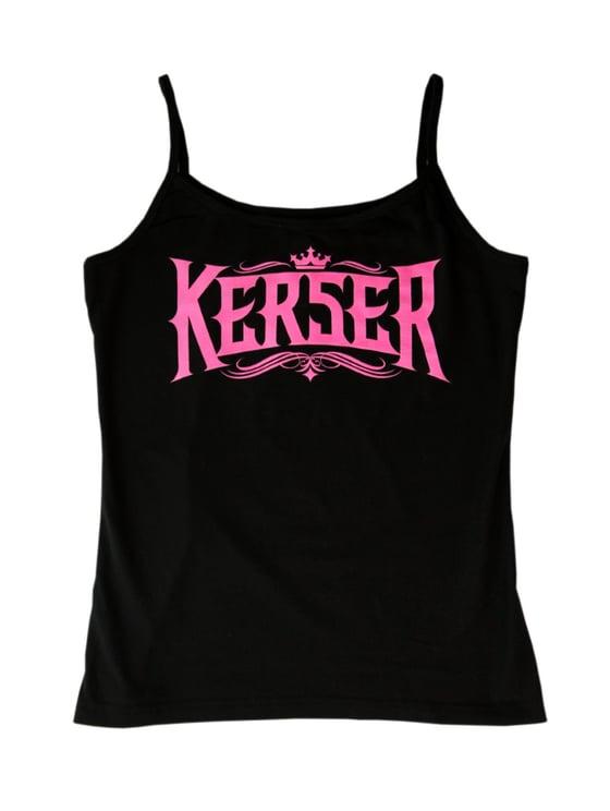 Image of KERSER SINGLET HOT PINK WOMENS