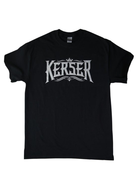 Image of KERSER TEE SILVER MENS