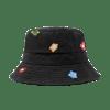 Flor Bucket in black