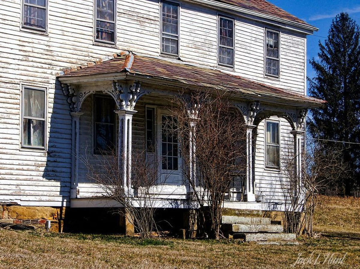 The Philo Farmhouse