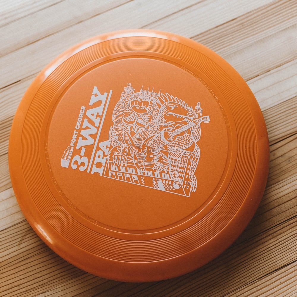 Image of 3-Way 2020 Frisbee