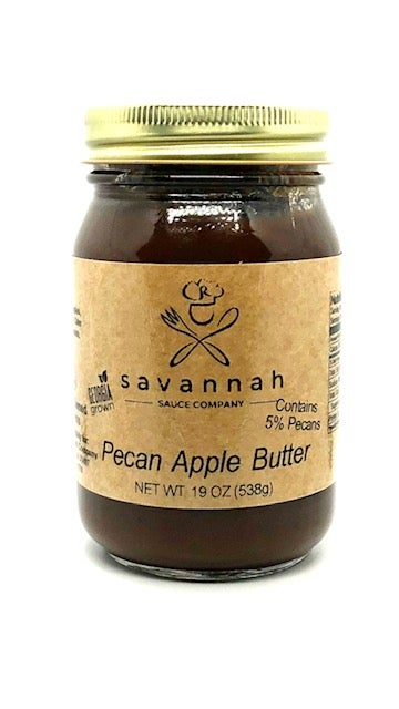 Image of *SEASONAL* Pecan Apple Butter
