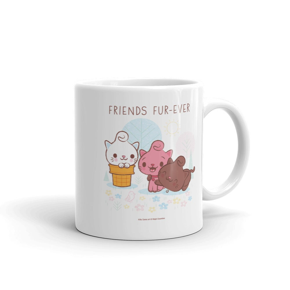 Image of Friends Fur Ever Mug
