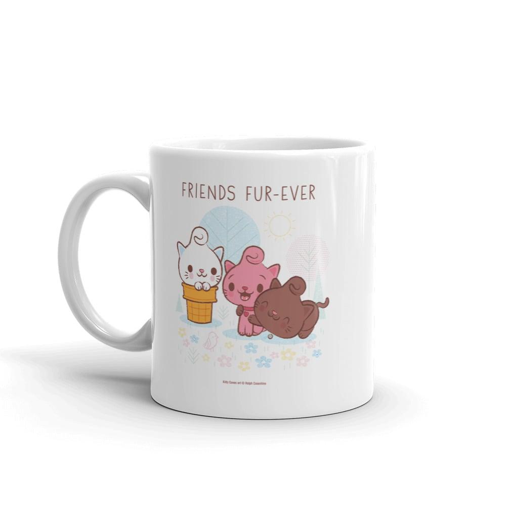 Image of Friends Fur Ever Mug