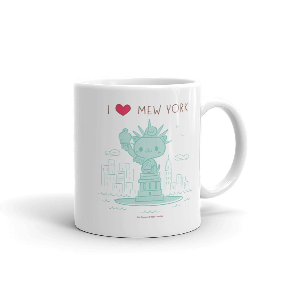 Image of I Love Mew York Mug