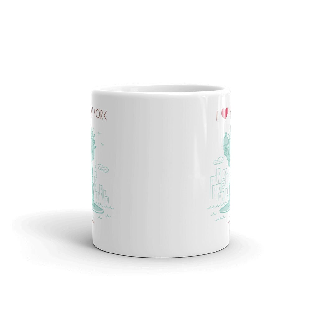 Image of I Love Mew York Mug