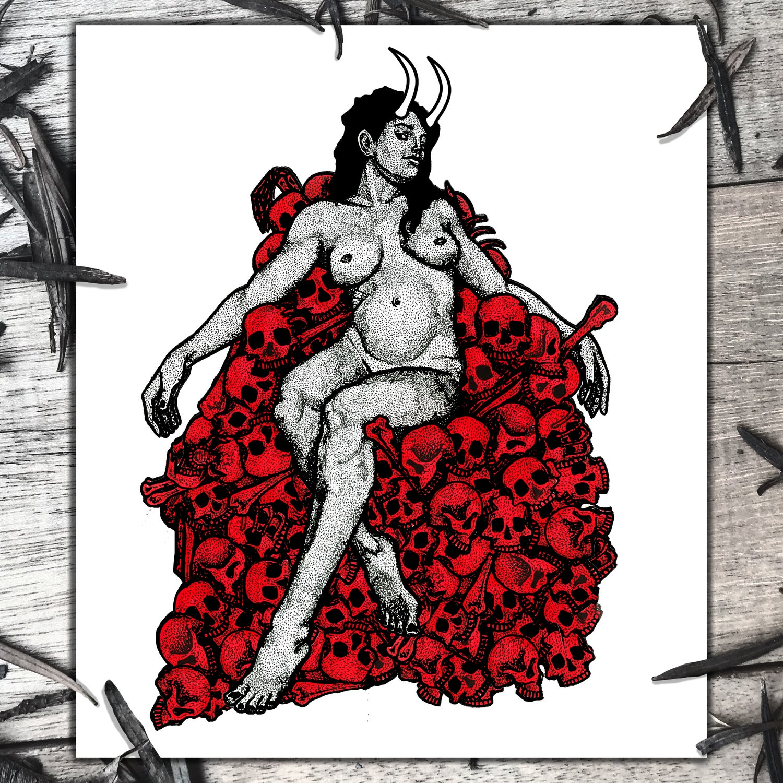 Goddess of Bloody Death