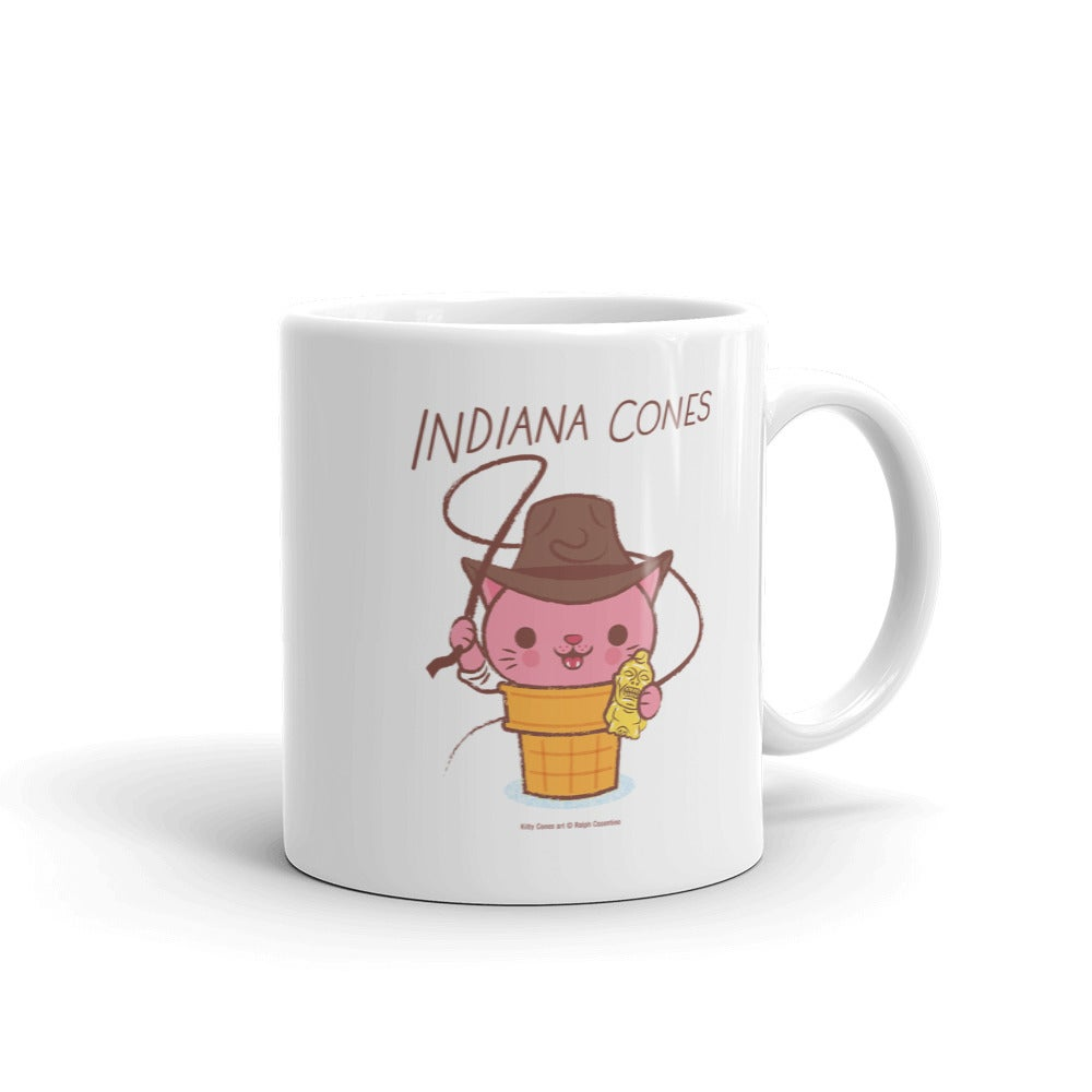 Image of Indiana Cones Mug