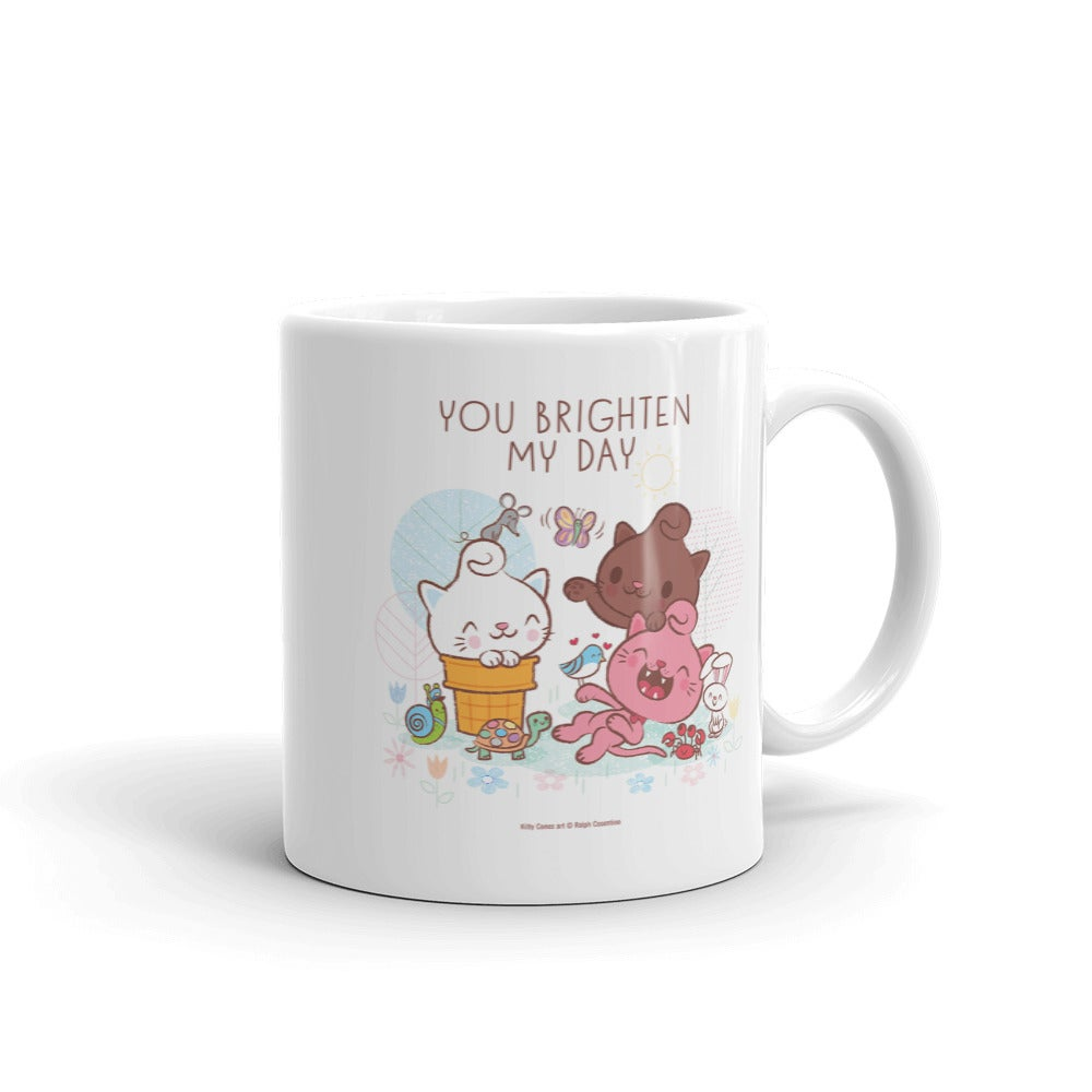 Image of You Brighten My Day Mug