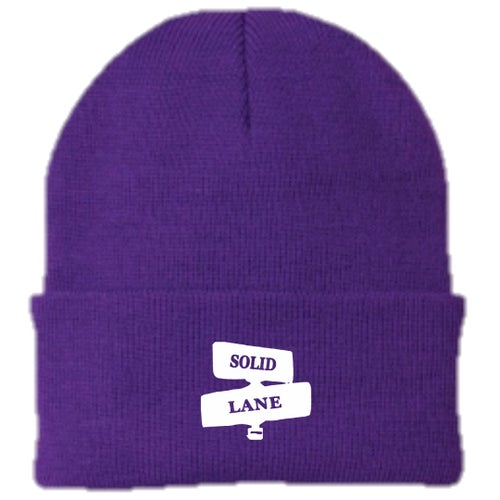Image of SOLID LANE BEANIE