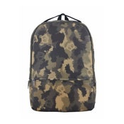 Image of Angry Woebots Camo Backpack