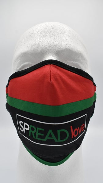 Image of SpreadLove not Rona (FaceMask)