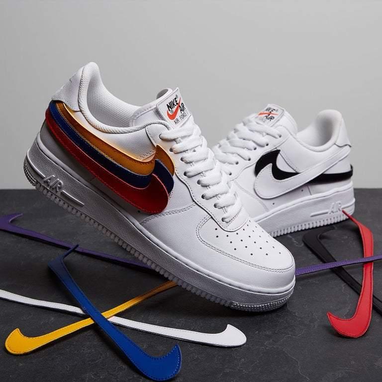 Nike Air Force 1 Low Swoosh Pack | AF1 SNEAKERS