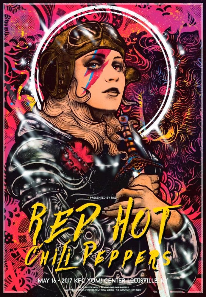 Image of Red Hot Chili Peppers variant