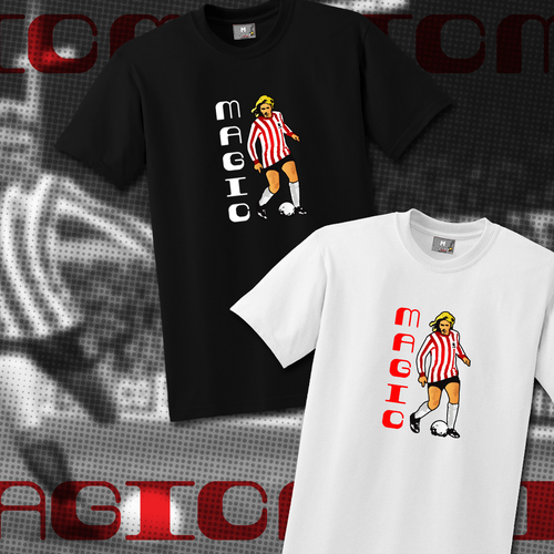 Image of Tony Currie Magic Tee