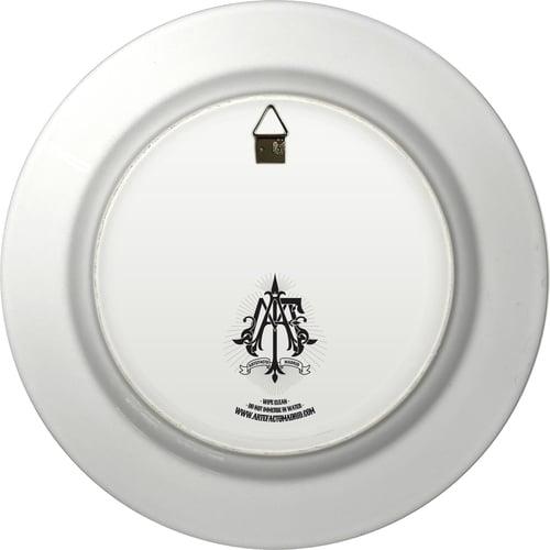 Image of Wonder Lynda - Fine China Plate - #0741