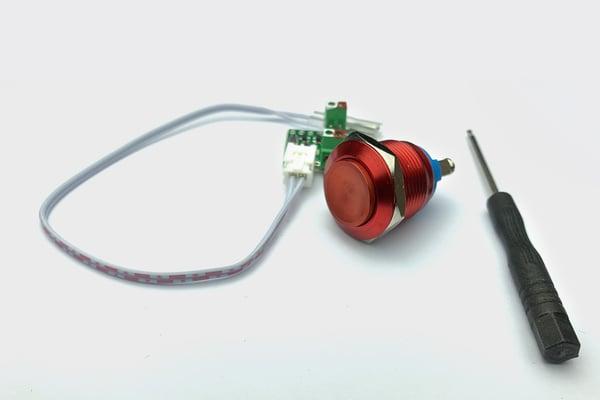 Image of Digital Start Stop Button kit 20mm PT01