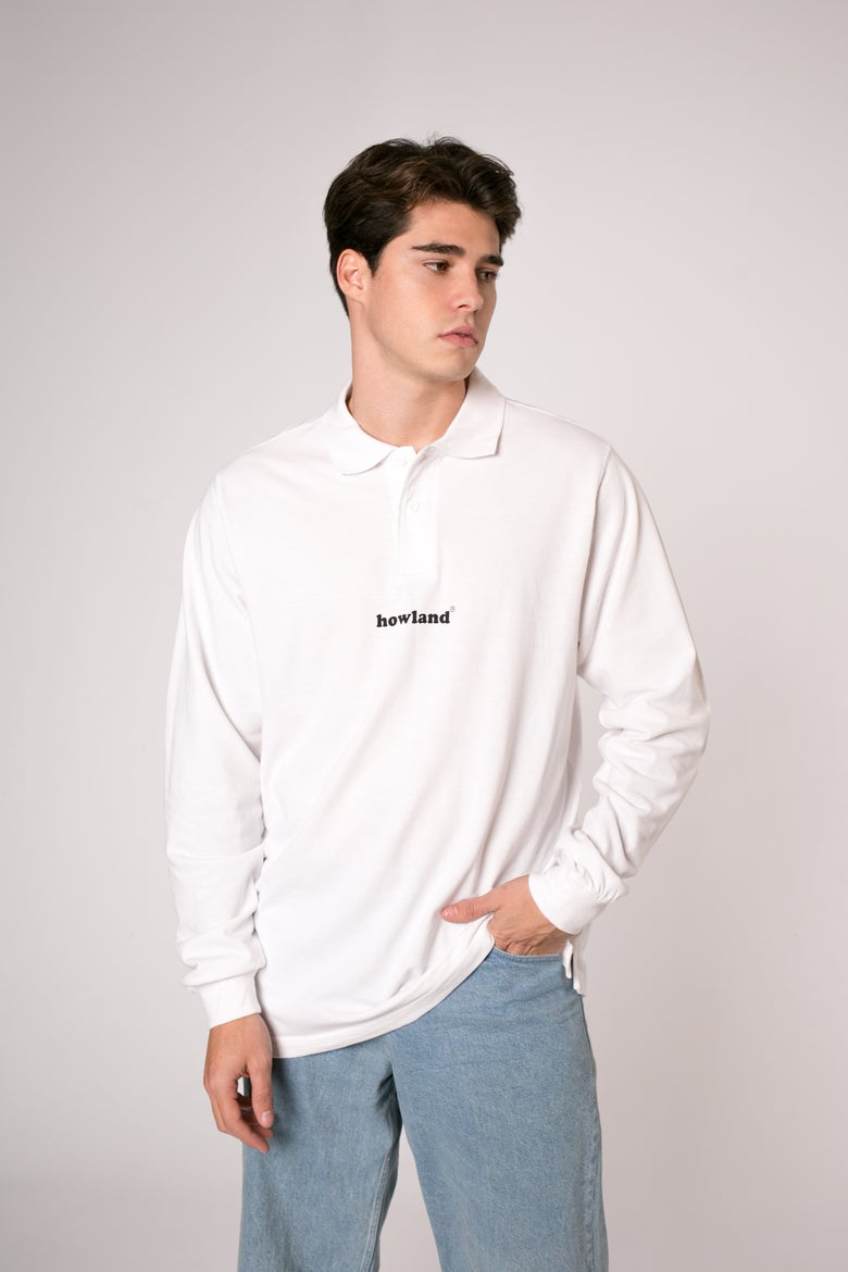 Image of WHITE POLO