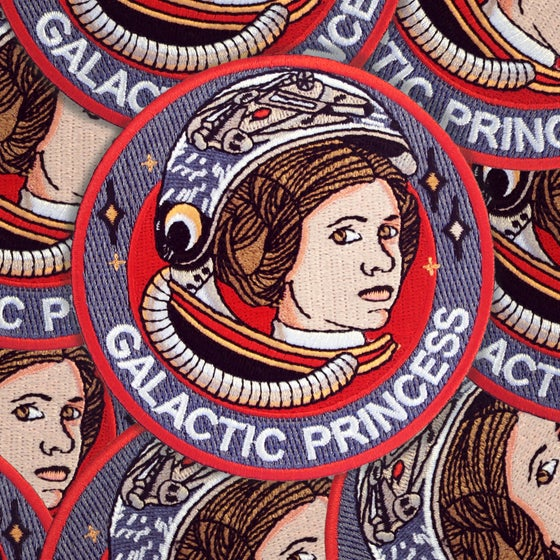Image of Galactic Princess patch