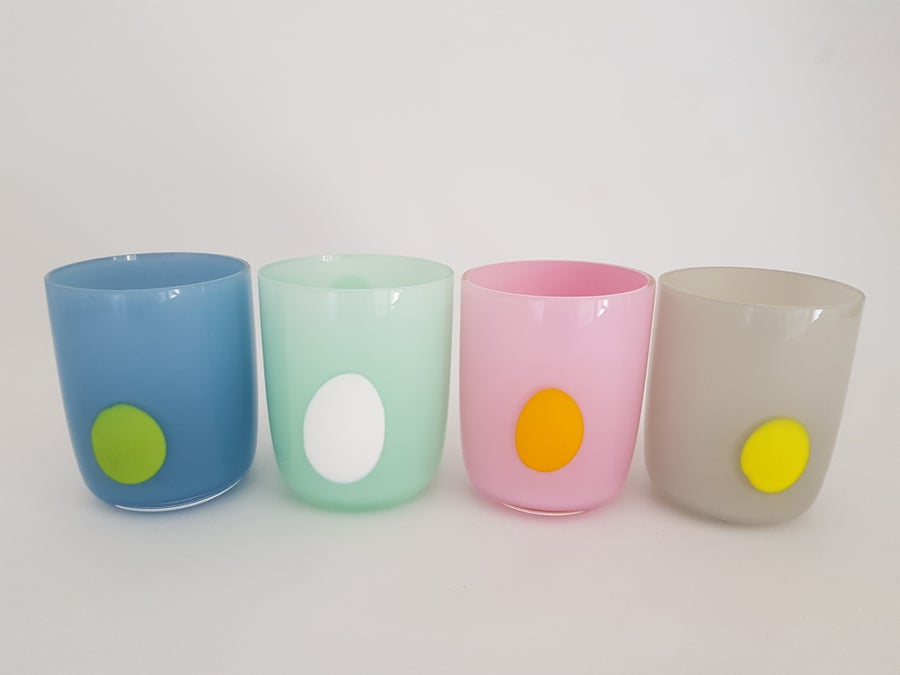 Image of Pastel Tumblers A