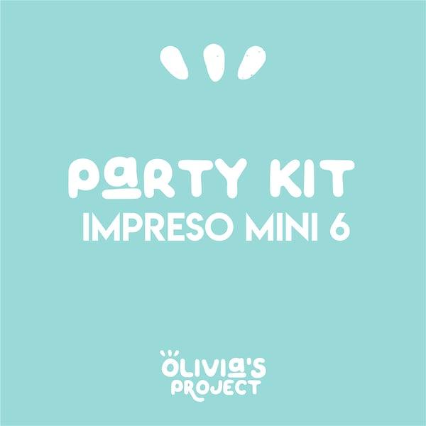 Image of Party Kit Impreso Mini 6