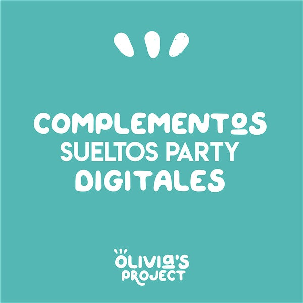 Image of Complementos sueltos Party DIGITAL