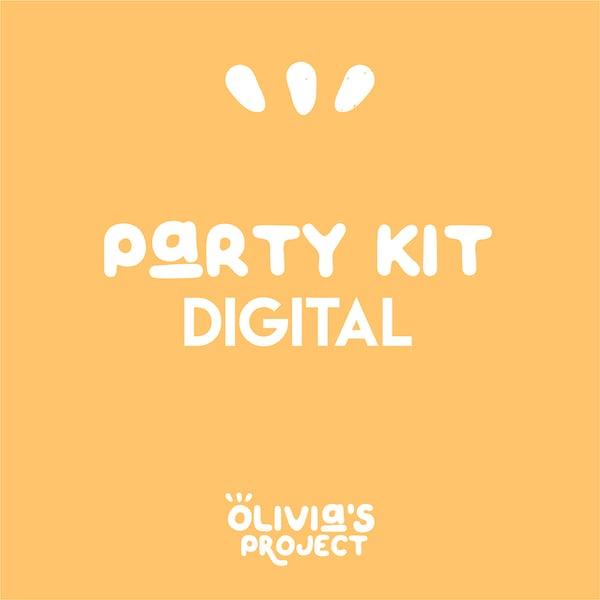 Image of Party Kit Digital (Todas las temáticas)