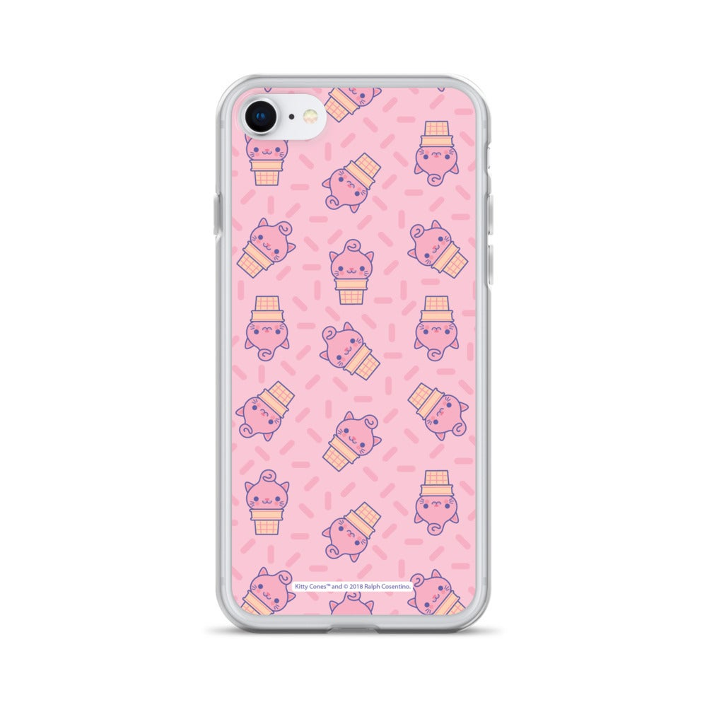 Image of Miyu Pattern iPhone Case