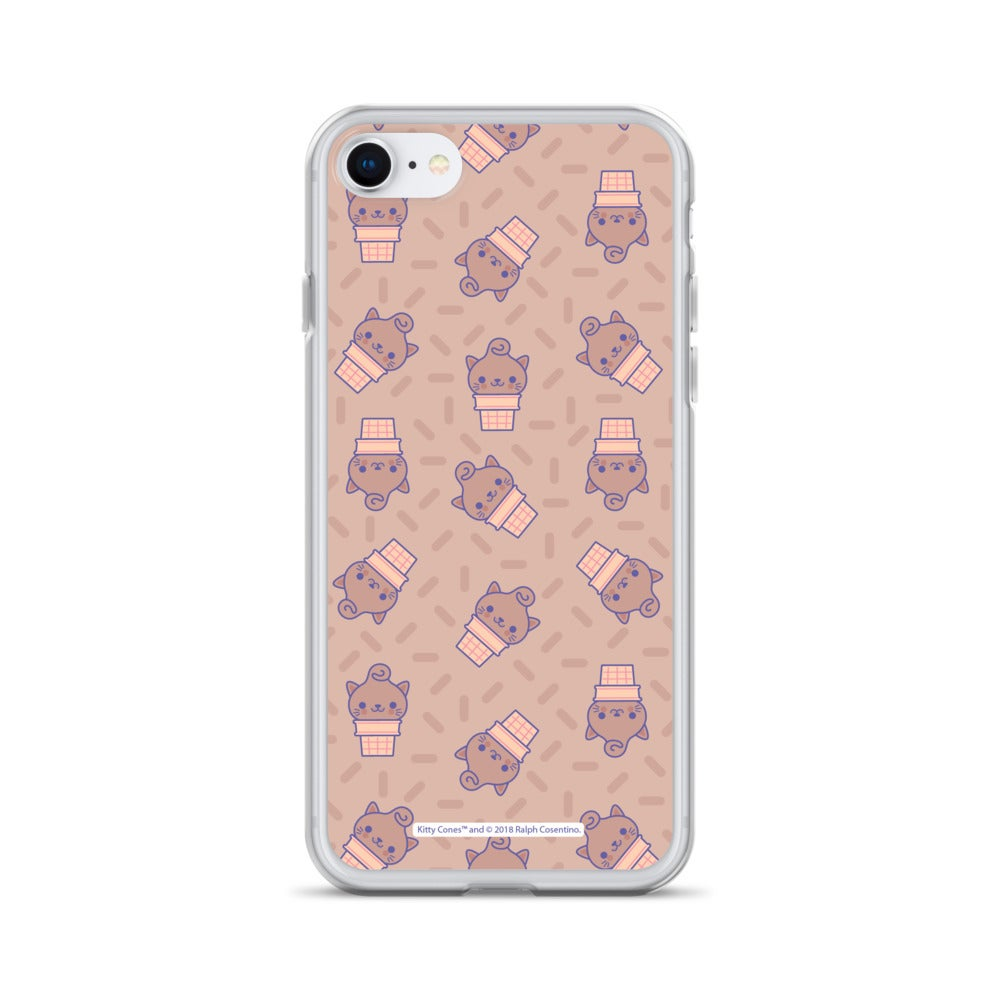 Image of Koko Pattern iPhone Case