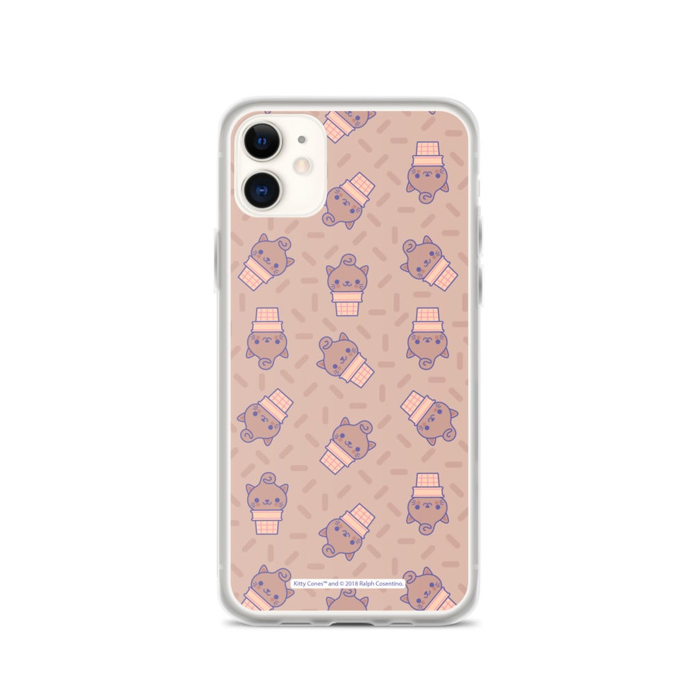Image of Koko Pattern iPhone Case