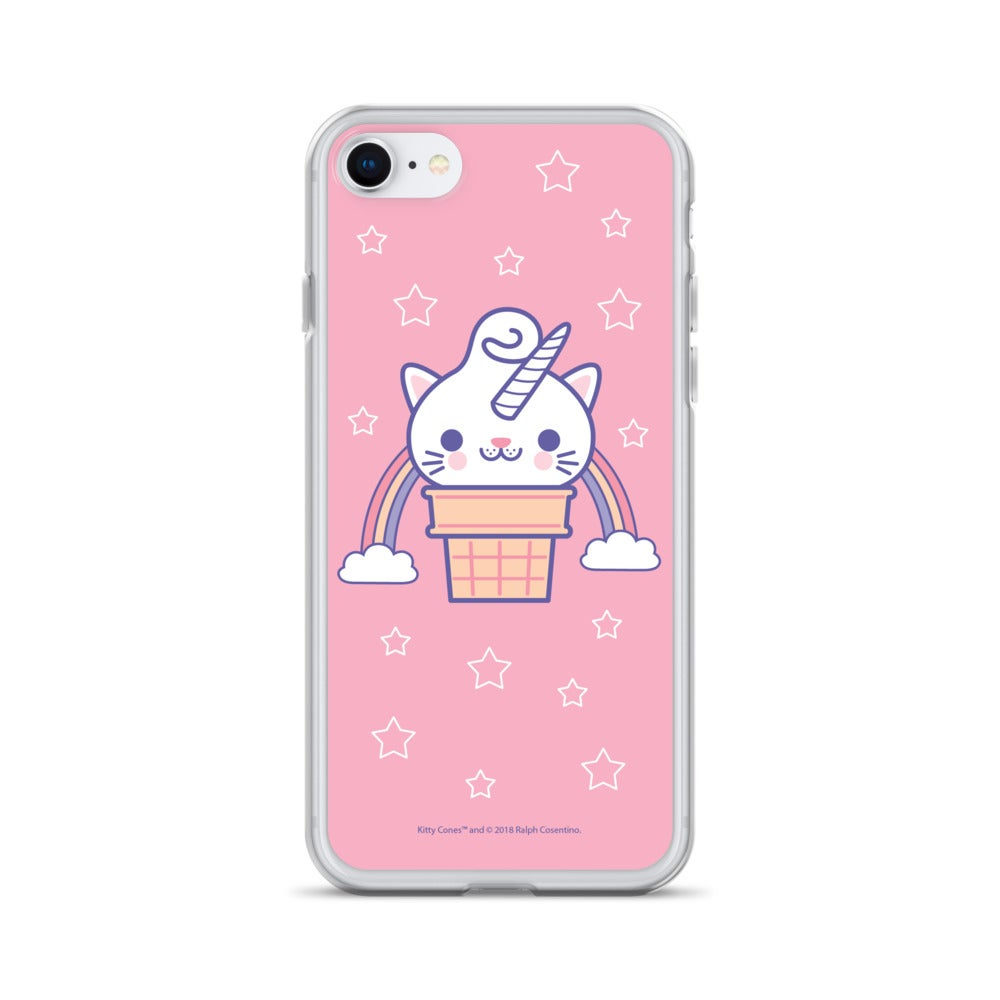 Image of Uma the Unicone iPhone Case