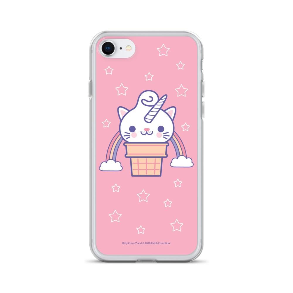 Image of Uma the Unicone iPhone Case