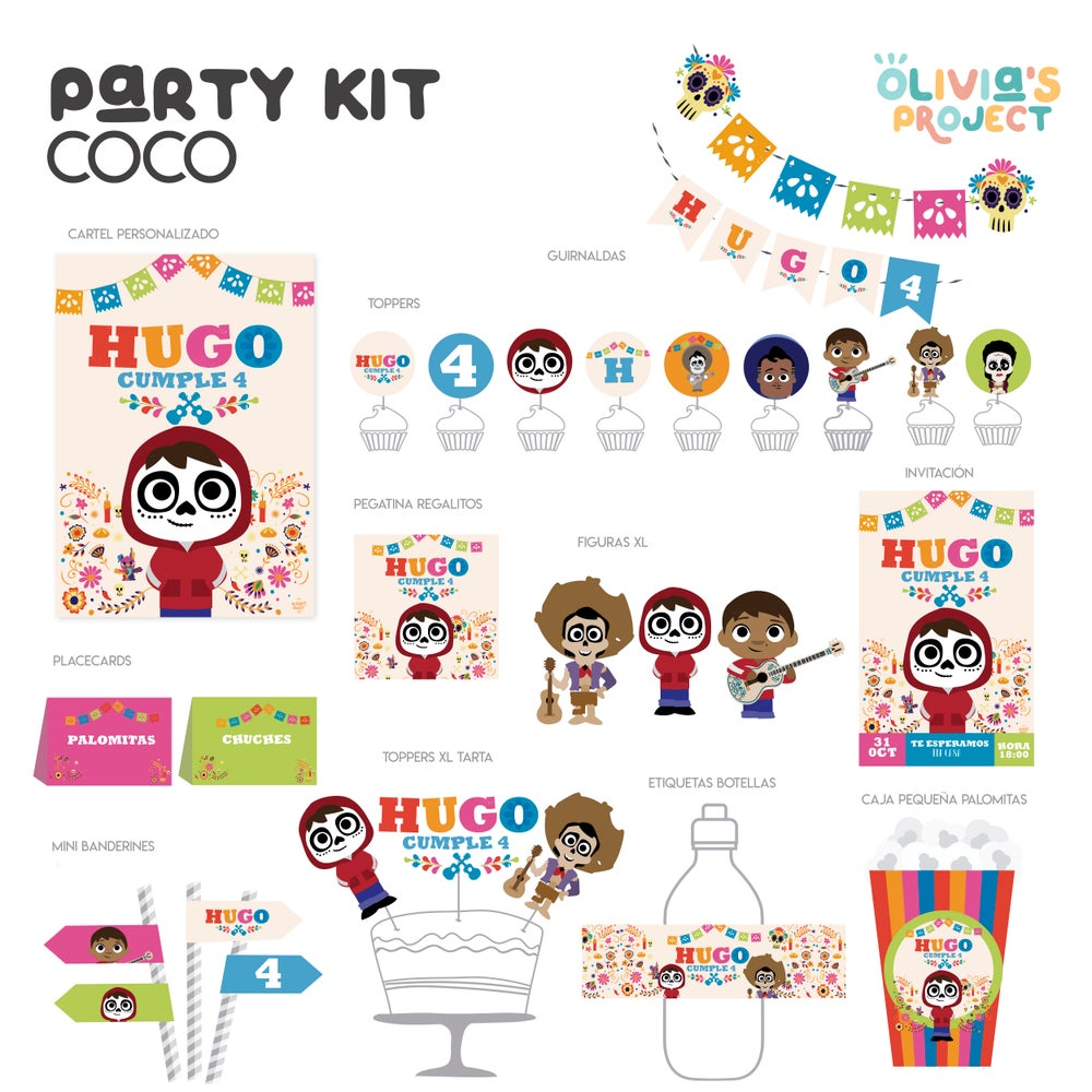 Image of Party Kit Coco