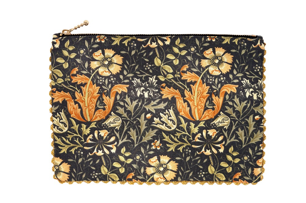 Image of Pochette sartoriale Morris - Morris sartorial pouch