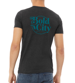 Image of Bold City - pocket tee
