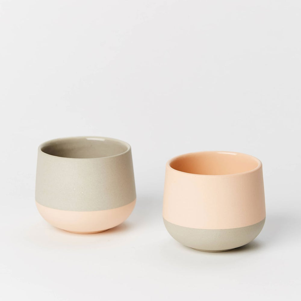 Image of SPECIAL EDITION Mona - duo colored cups