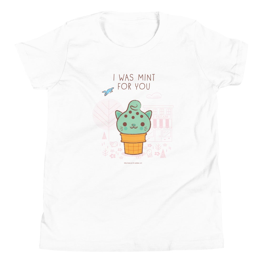 Image of I Was Mint for You - Youth Short Sleeve T-Shirt