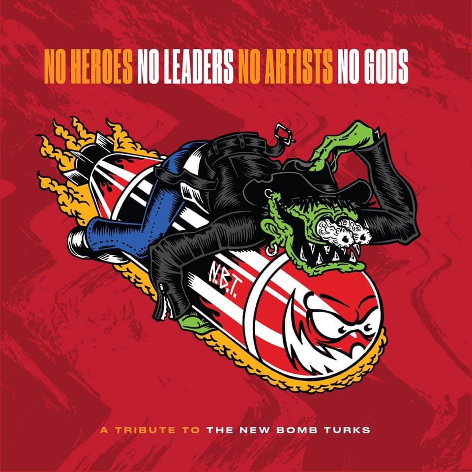 New Bomb Turks tribute LP -Coming Soon!