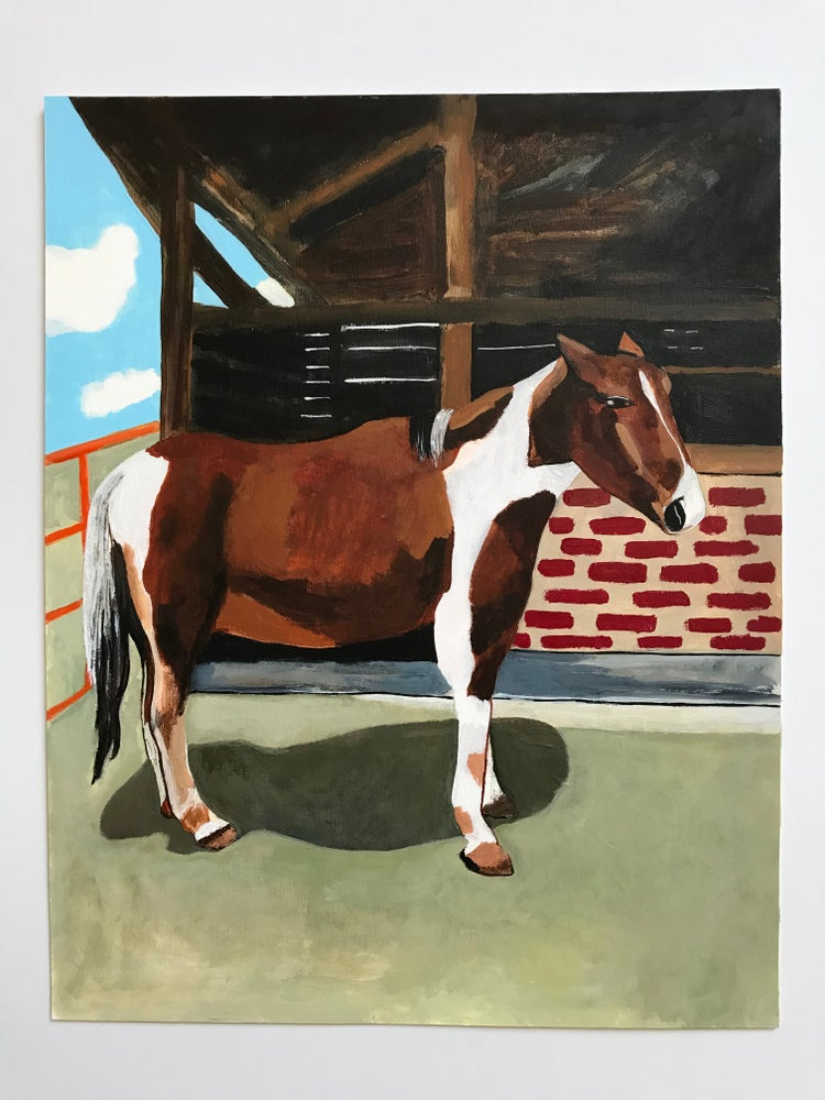 Image of Stable Horse