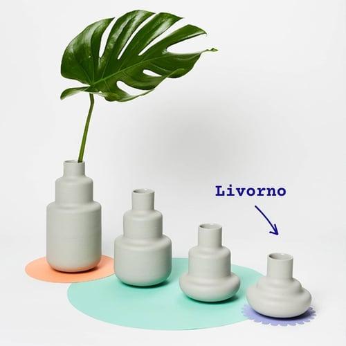 Image of mare Livorno vase