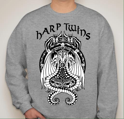 Image of Shader Crest Sweatshirt